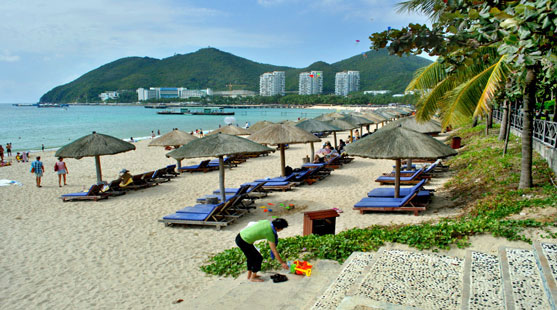 Dadonghai-Beach-Resort